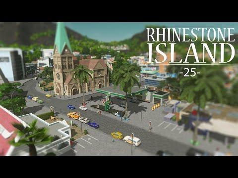"Cities Skylines - Rhinestone Island [PART 25] ""Rural Town & Trailhead"""
