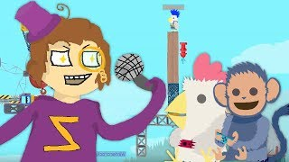 Zombey der Kommentator「Ultimate Chicken Horse」