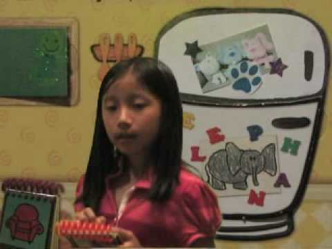 Terra Nova's Blues Clues part 1 of 2