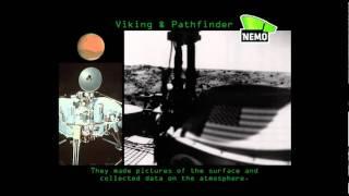 Leven in de ruimte? Viking en Pathfinder - Life in space? Viking and Pathfinder