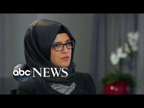 Slain journalist's fiancee: 'I wanted to believe he was alive'
