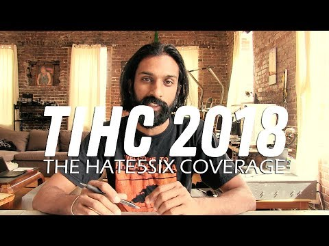 TIHC 2018: the hate5six coverage