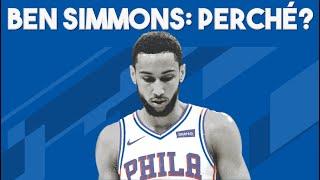 Ben Simmons: può un giocatore NBA non saper tirare?
