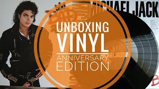 Unboxing #Vinyl Bad 25 #MichaelJackson 30 Anniversary