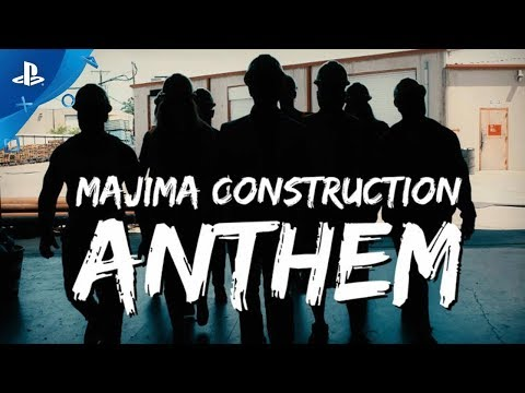 Yakuza Kiwami 2 - Majima Construction Anthem | PS4
