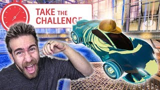 THE FUNNIEST ROCKET LEAGUE CHALLENGE IS BACK!