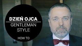 GENTLEMAN STYLE - Męska fryzura na specjalną okazję
