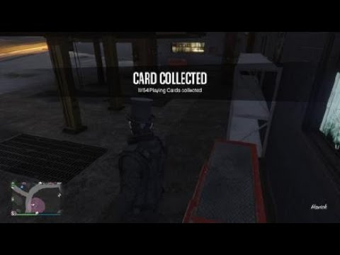 Grand Theft Auto 5 Hidden Playing Card Location 11