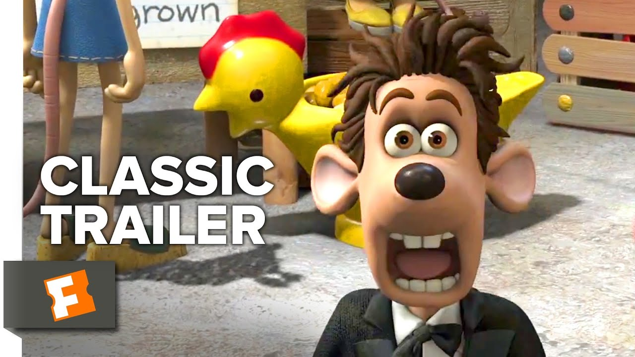 Flushed Away 2006 Trailer 1 Movieclips Classic Trailers Youtube