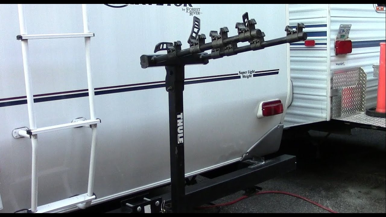 Warning to Travel Trailer Owners
