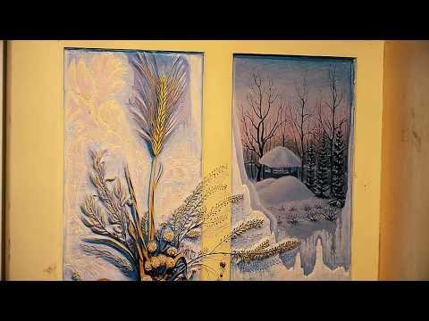Nature Of Paintings, Paintings Of Nature. Николай Касаткин.