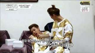 140509 EXO XOXO Ep 1 Hunhan Moment CUT
