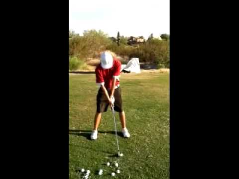 Colton West my Golf swing College Resume 2012 - YouTube - college golf resume