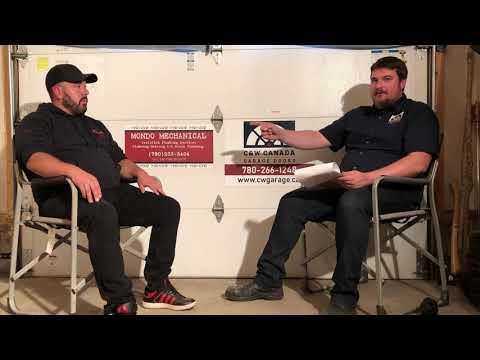 Garage Doors Edmonton | The Garage - Episode Four - Garage Door Maintenance