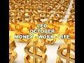 Leo October 2018 Money-Work-Life ~ LUCK AND MANIFESTATION!