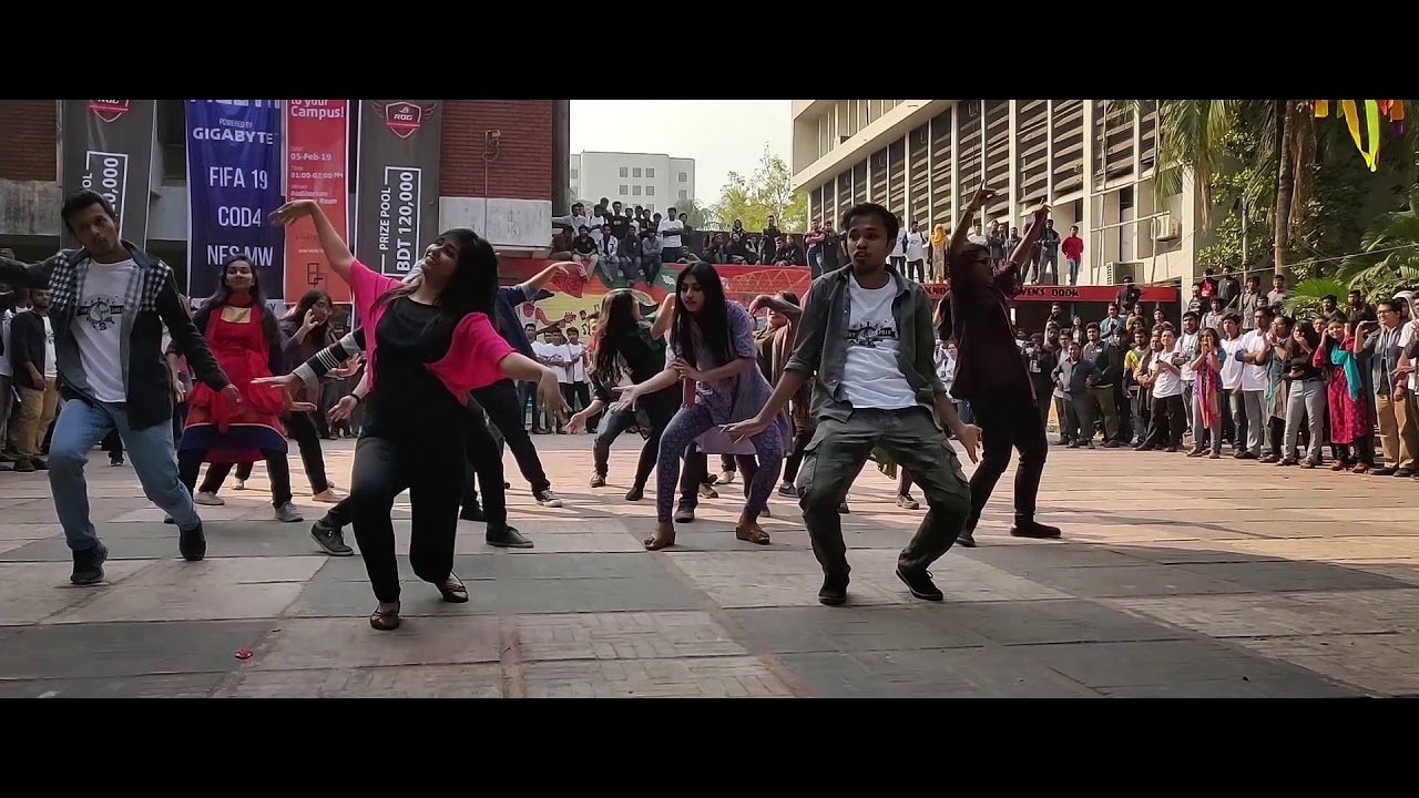 Download Flash Mob   BUET CSE Fest 2019