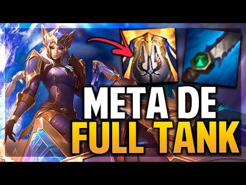 ¡SEJUANI HEXTECH FULL META DE TANKS!   League of Legends