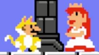 Super Mario Maker - 100 Mario Challenge #116 (Expert Difficulty)