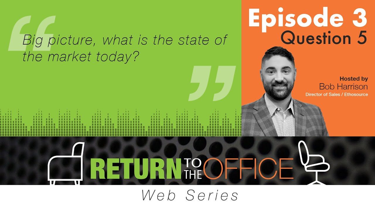 Download Episode 3 / Question 5: Return to the Office with Colin McHale