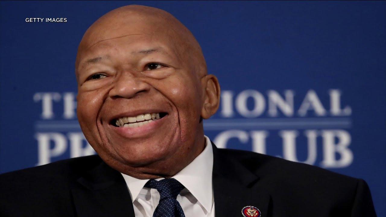 Cummings provided strength, calm, for urban Baltimore