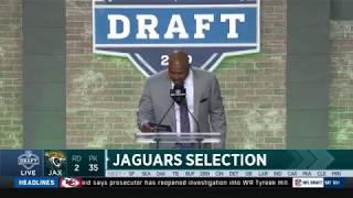 Jacksonville Jaguars Draft Jawaan Taylor
