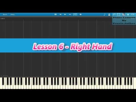 World's Easiest Piano Lessons   Rhythm 4 - Split Chord   Lesson 06 ...
