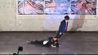 Michael Jackson dance- dangerous song by Viren & Sahil (Pinjore) India-