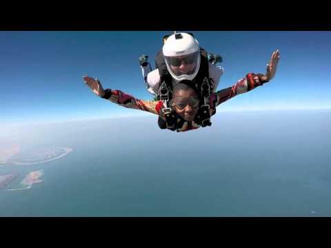 Skye Dive SkyDive Dubai 2016
