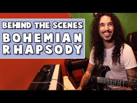 Bohemian Rhapsody in 42 Styles BEHIND THE SCENES