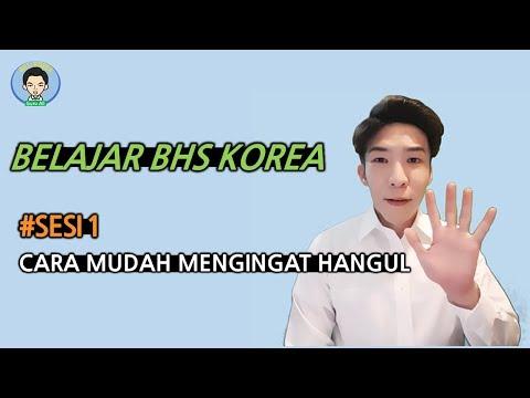 Belajar Bahasa Korea Untuk Pemula Dengan Mudah