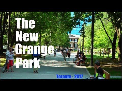 The New Grange Park 🌳Toronto 2017🌲