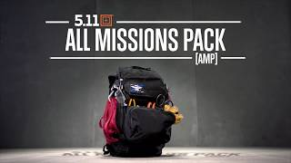 The All Missions Pack - Versatility Defined | 5.11 Tactical