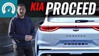 Обзор KIA ProCeed 2019