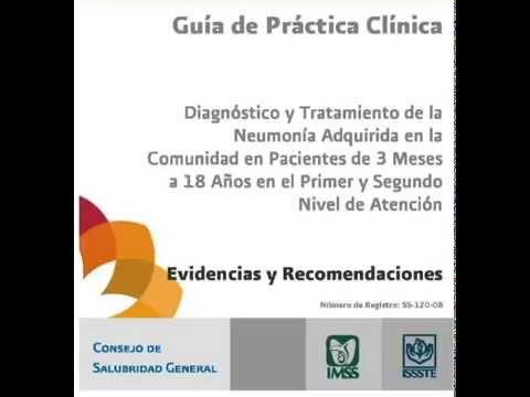 Guía de Práctica: Neumonia Pediatrica - YouTube