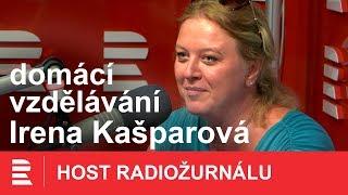 Irena Kašparová: Pozitiva a negativa domácího vzdělávání? Důležitá je podpora zvenčí