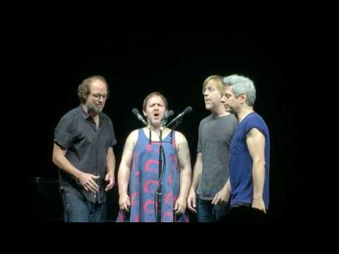 """Phish """"Space Oddity"""" David Bowie acapella cover - Mansfield, MA 7/8/16"""