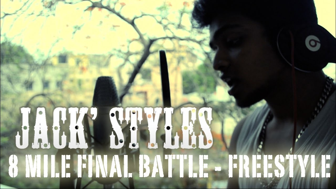 Jack' Styles - Shook Ones / 8 Mile Final Battle (Remix