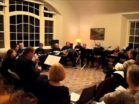 Danny Boy performed by Philadelphia Mandolin Ensemble - YouTube
