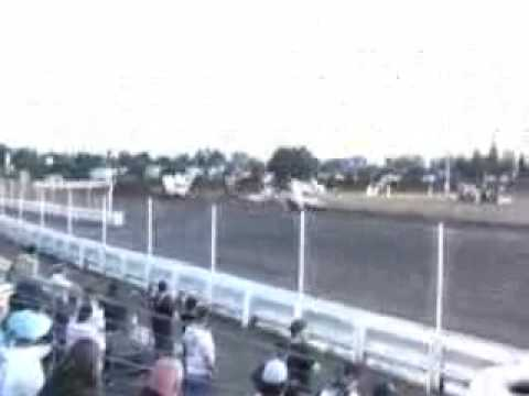 May 9, 2009 Silver Dollar Speedway - Bradway Jr. Mem Race - Heat 3