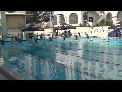 50M - Freestyle  - Rizal Memorial Sports Complex