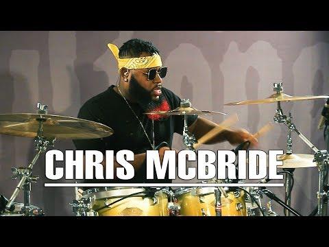 Soultone Cymbals: Chris McBride Drum Solo