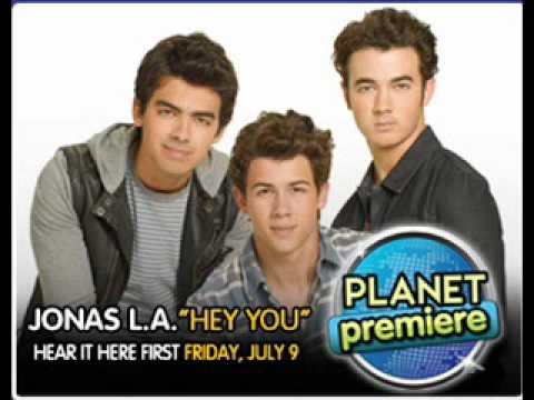 Jonas Brothers - Hey You (JONAS L.A) Full Song