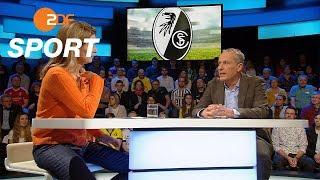Christian Streich im aktuellen Sportstudio | das aktuelle sportstudio - ZDF
