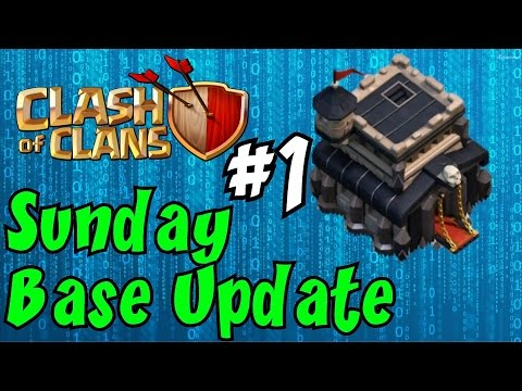 Buying Gems And DUMB AI!▐ Clash Of Clans Base Update [1]