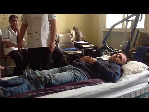 Manual handling training video