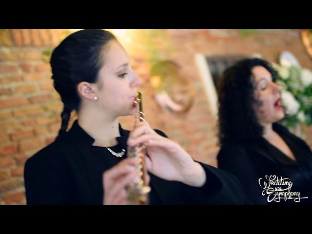 Arpa, Flauto e Voce