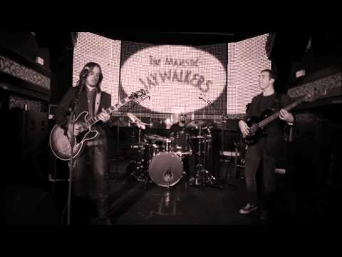 Jorge Salan And The Majestic Jaywalkers - The Thrill Is Gone