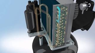 Introduction of PHNIX newly heat pump water heater