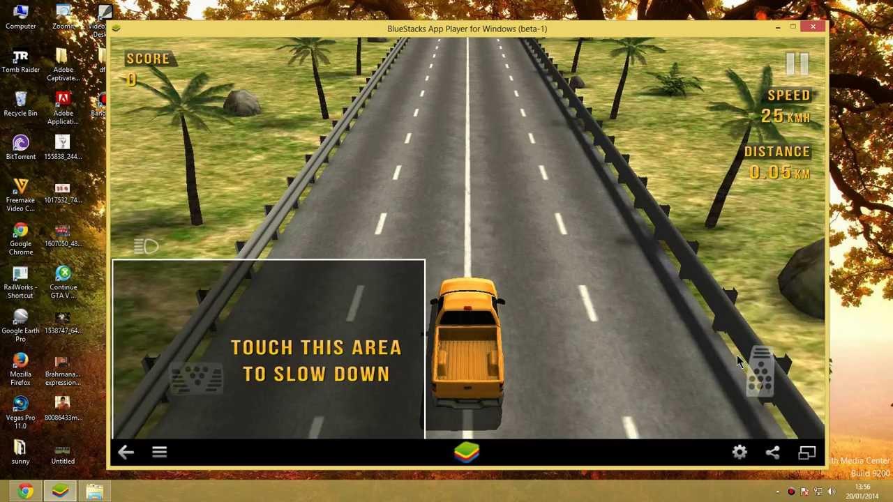 Скачать traffic racer на компьютер