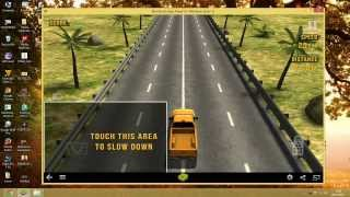 HOW TO INSTALL TRAFFIC RACER ON PC FREE..
